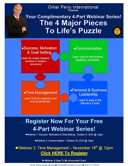 Webinars and Seminars and Events... Oh My!!