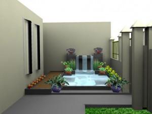 Desain Taman Rumah Minimalis Catatan Kecil