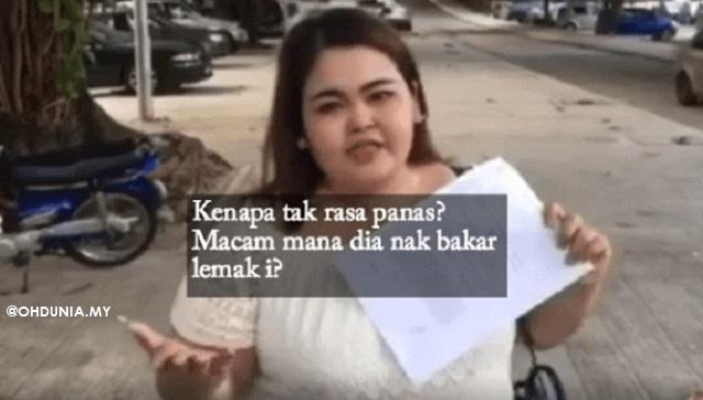 Video: Berang Produk Kurus Tak Panas, Wanita Ini Buat Laporan Polis Namun Komen Netizen… Pedih!