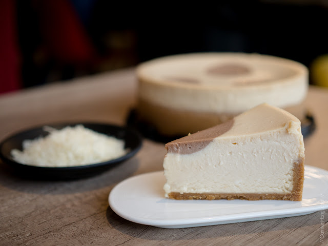 Over the Moon (New York Cheesecake)