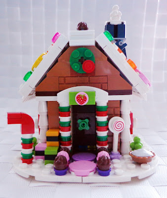 Gingerbread House [40139]