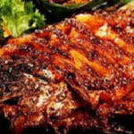 Kuliner Indonesia  - Ikan Bakar Manokwari