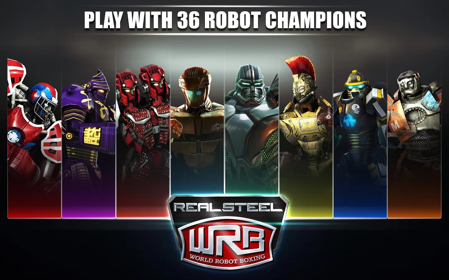 Real steel world robot boxing (android) reviews at android quality.