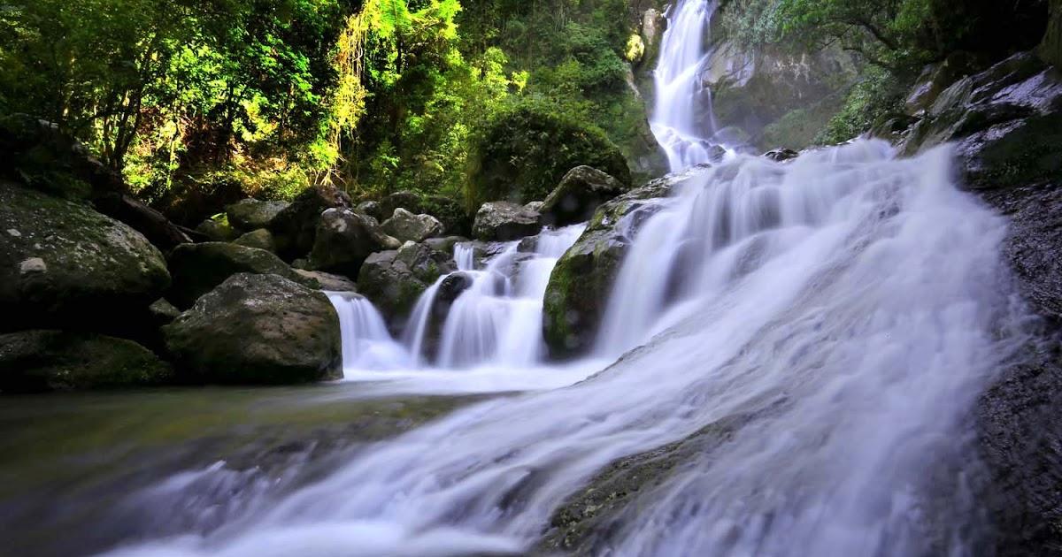 Lubuk Hitam Waterfall