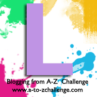 L is for Lavender and Lilac #AtoZChallenge
