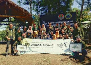 KPB Bionic UNY Rebut 3 Juara Nasional dalam Taman Nasional Bromo Tengger Semeru Birdwatching Competition 2017