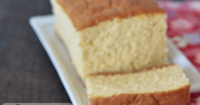 Japanese Bouncy Cake Recipe: Bake For Happy Kids: Japanese Castella Cake / Kasutera