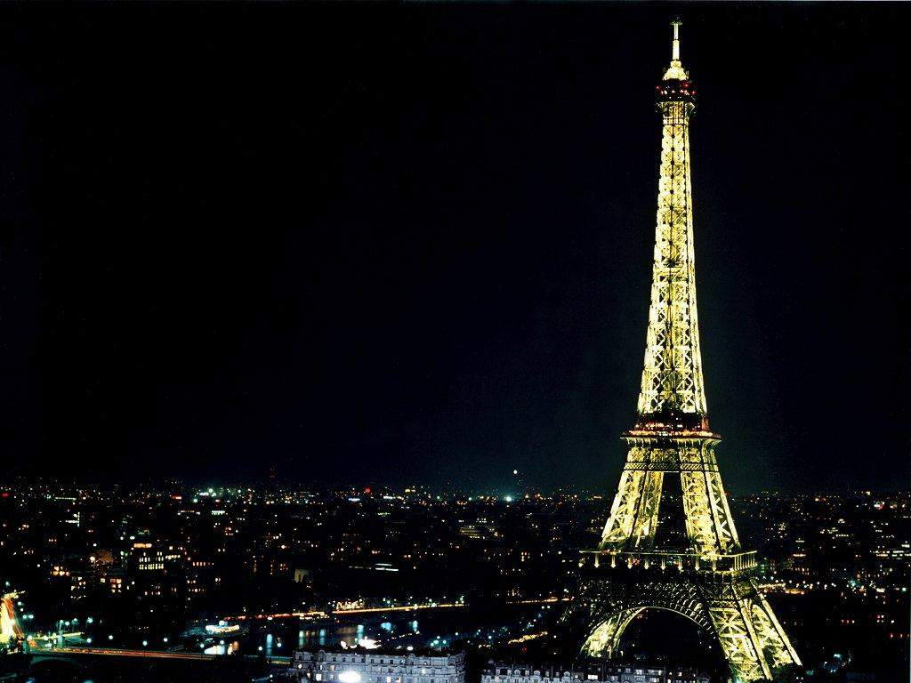 Menara Eiffel Wallpaper 2015