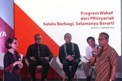 Yayasan Inisiatif Wakaf percaya bahwa PRUsyariah mampu adil terhadap kepentingan ekonomi