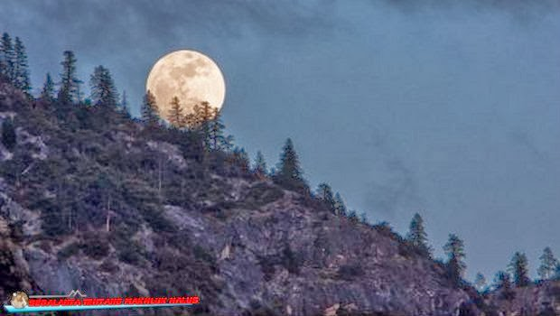 Benarkah Bulan Purnama Bisa Ganggu Tidur Manusia Benarkah Bulan Purnama Bisa Ganggu Tidur Manusia?