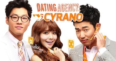 dating agency cyrano 2013 episode 1