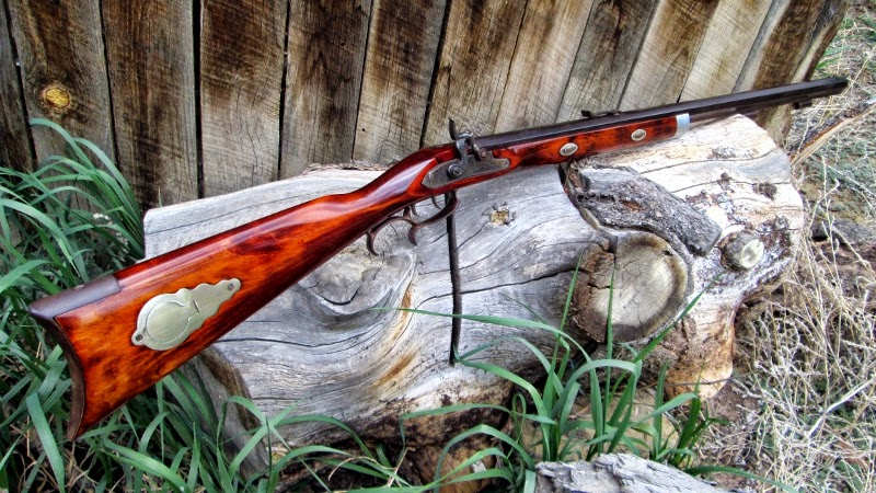 what's it worth: cva mountain rifle kit gun - The Firing