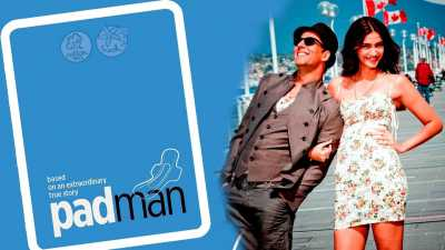 Pad Man (2018) Hindi Full Movies 400mb DVDScr