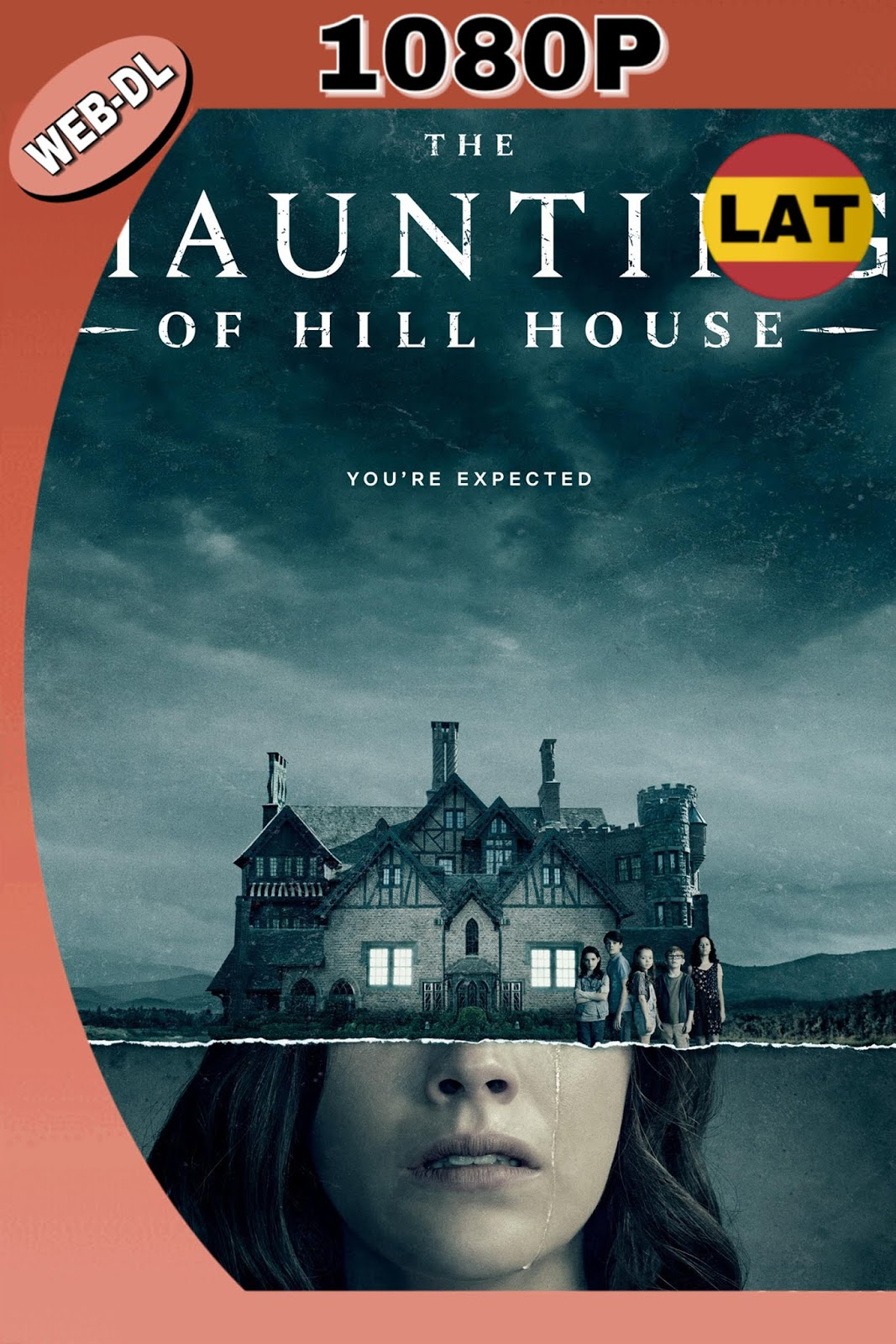 THE HAUNTING OF HILL HOUSE 2018 LAT-ING TEMPORADA 1 NF WEBDL 1080P 1GB C/U