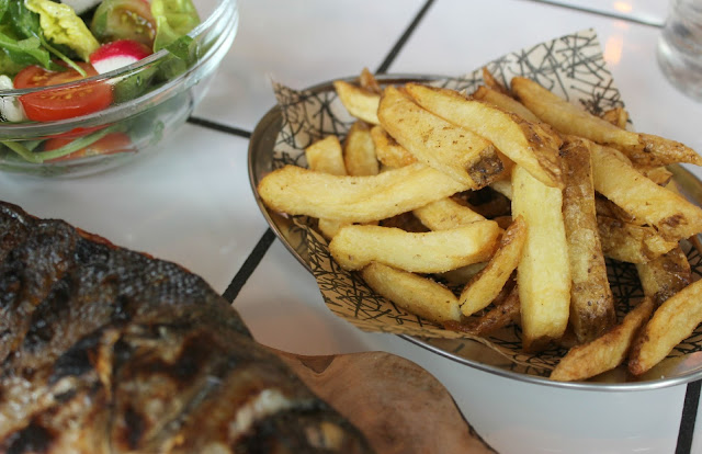 A picture of OAKS Restaurant Hand-cut Chips