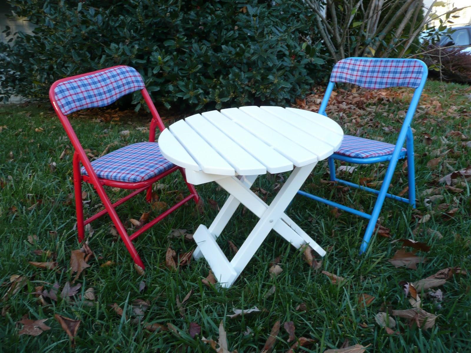 Sensational The Craft Tutor Reupholster Childrens Folding Chairs Machost Co Dining Chair Design Ideas Machostcouk