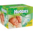 Costco Huggies Wipes