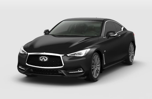 infiniti q60 midnight black