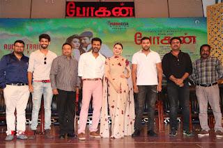 Jayam Ravi Hansika Motwani Prabhu Deva at Bogan Tamil Movie Audio Launch  0028.jpg
