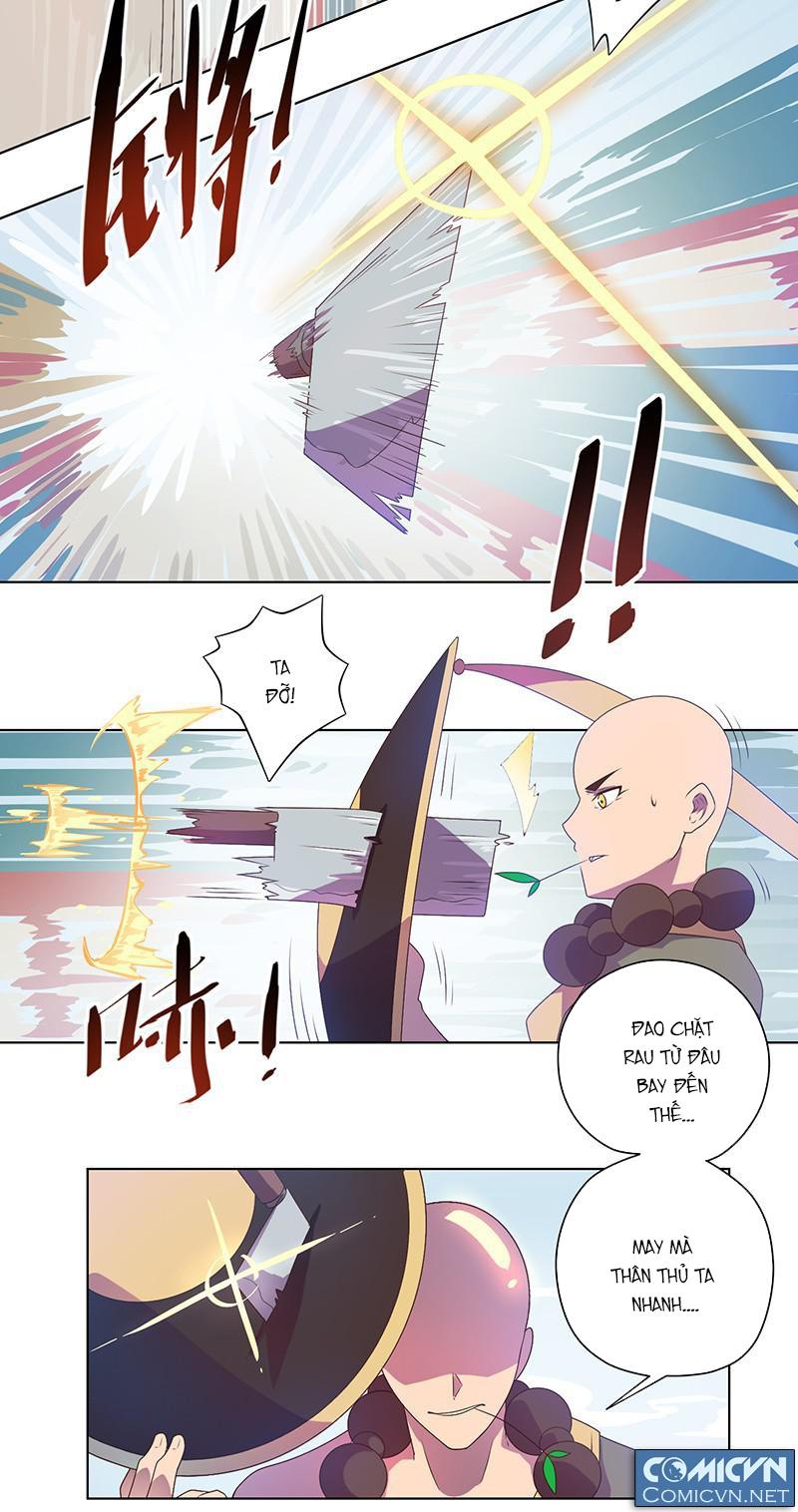 Đấu Chiến Thắng Phật trang 19