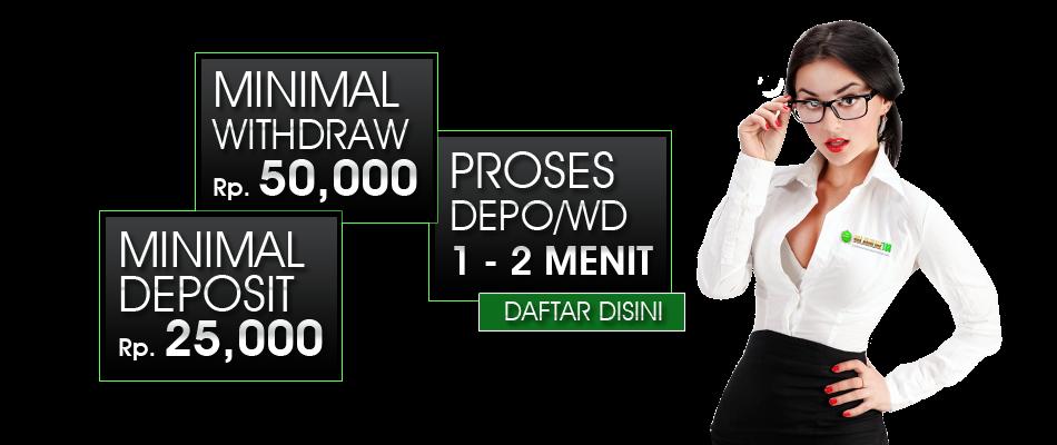 Agen Bola Terpercaya Deposit Murah 25 rb