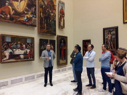 Marzà: 'Tenemos un gran patrimonio y queremos que se ponga en valor, que la gente lo pueda disfrutar y que vengan a los museos'