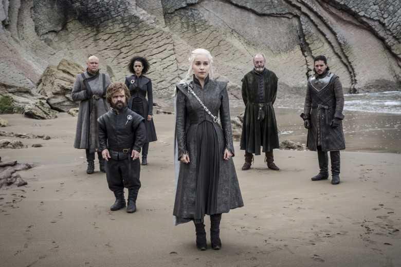Game of thrones season 7 episodes leaks