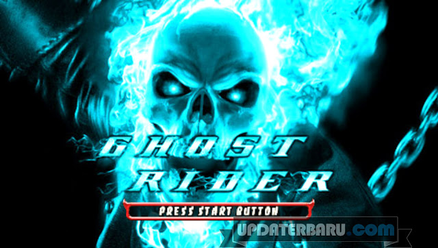 game Game Ghost Rider ISO CSO Highly Compress PPSSPP Android