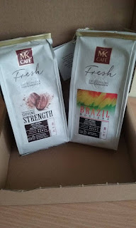 TEST KAWY Z MKCAFE    #MKFreshTestMeToo