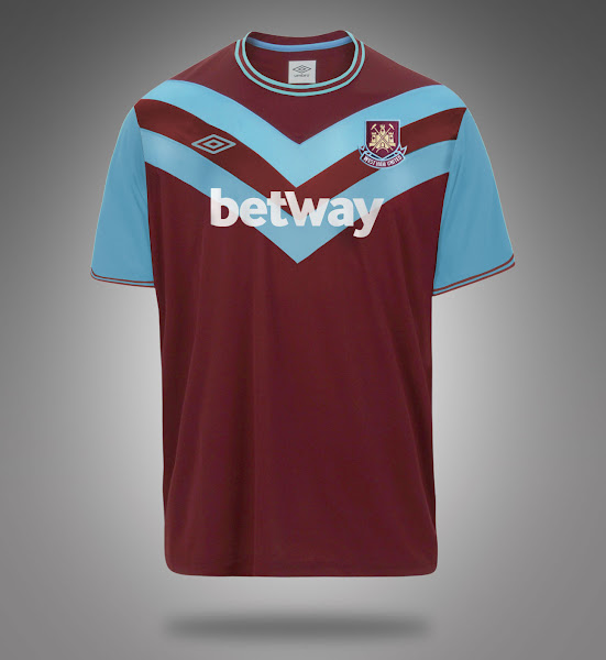 new arrival 51cad b7b67 West Ham United Concept Kit by otterhammer - Footy Headlines