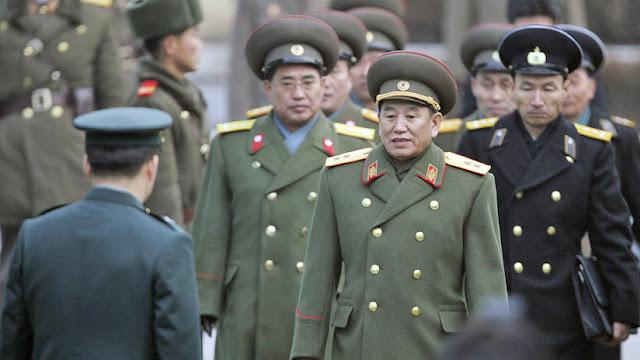 """""""Merece morir ahorcado"""": En Corea del Sur exigen la ejecución de un general norcoreano"""