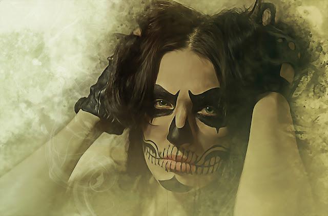 20 fantastic halloween makeup ideas