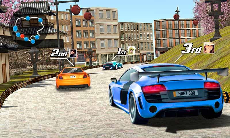 Descargar juegos de carreras en 3D