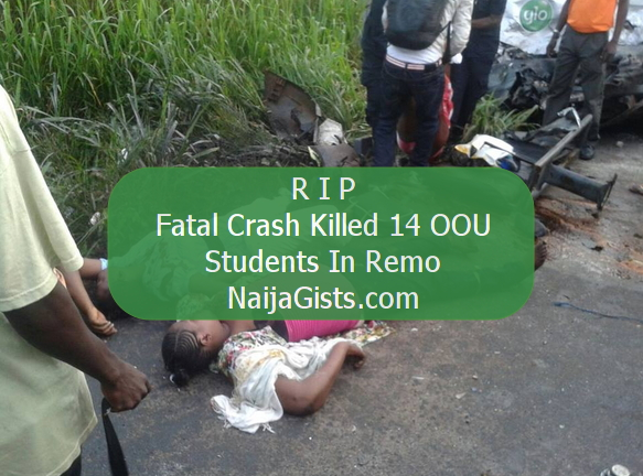 oou students killed accident