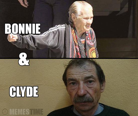 Meme Quina Carteirista e Manuel Palito – Bonnie & Clyde