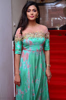 Anisha Ambrose sizzles in cute Green Anarkali Dress at Fashion TV F Club Saloon Launch ~  Exclusive 027.JPG