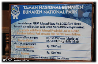 tiket bunaken | wisata bunaken | wisata manado | Wonderful Indonesia