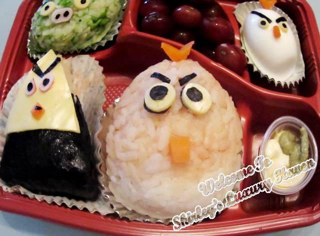 finnair angry birds lunch box asian challenge flight helsinki