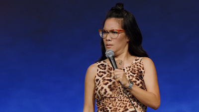 comedy special - Ali Wong: Hard Knock Wife - Ali Wong puzzled look