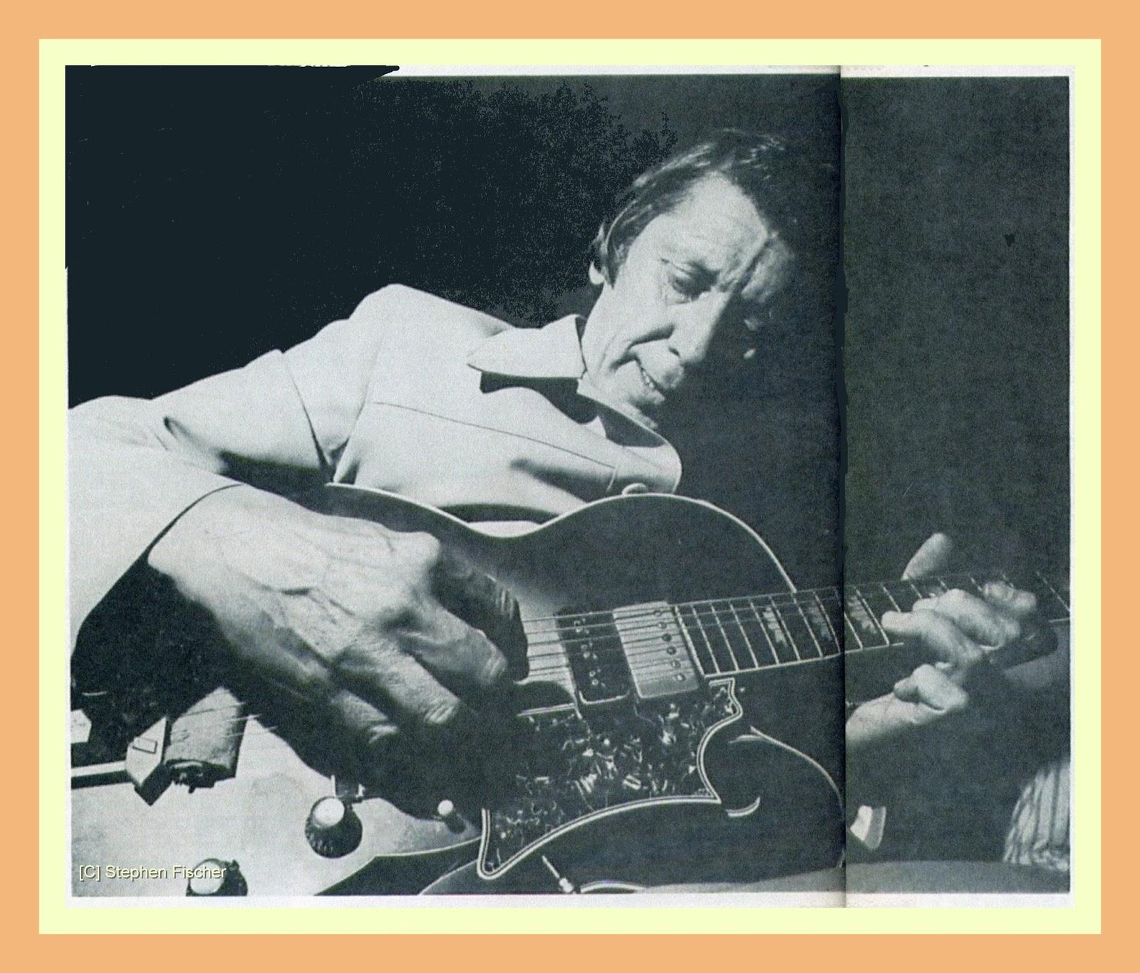 Jazz Profiles: Tal Farlow: Jazz Guitar and Bebop