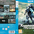 Capa Xenoblade Chronicles X Wii U