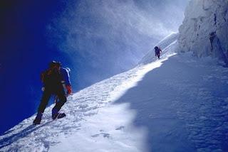 Expedición escalada