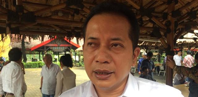 Gerindra: Jokowi Tidak Percaya Diri Umumkan Cawapres