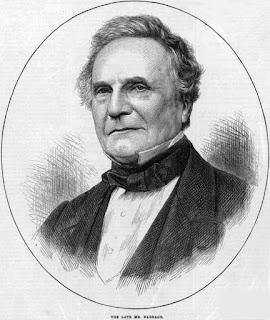 Charless Babbage penemu komputer pertama