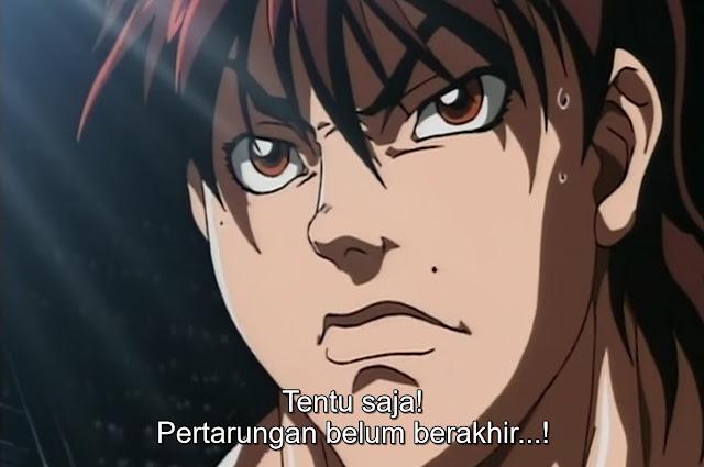Baki The Grappler Episode 24 Subtitle Indonesia