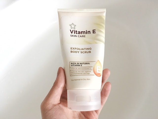 Superdrug Vitamin E Body Scrub