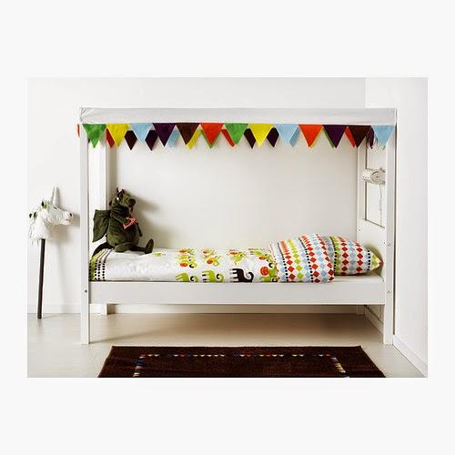 lit baldaquin bois ikea. Black Bedroom Furniture Sets. Home Design Ideas