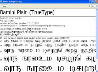 tamil font converter free download for mac