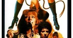 Carteles De Cine Botas Negras Látigo De Cuero Dir Jesús Franco 1983