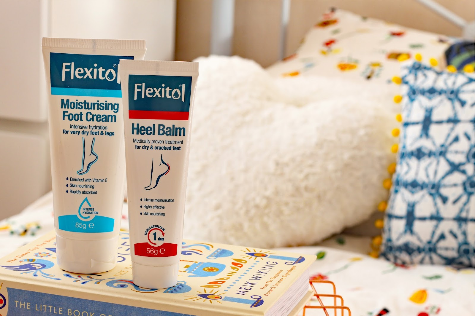 Let's Talk About Winter Foot Care beauty skincare footcream flexitol